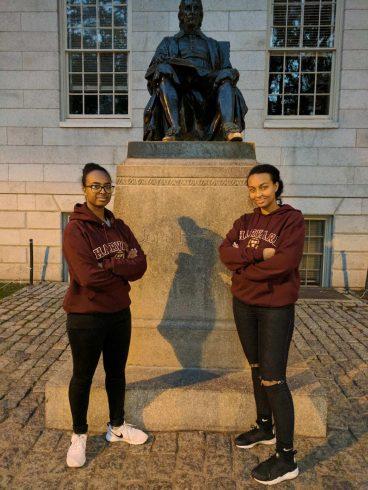 Harvard girls